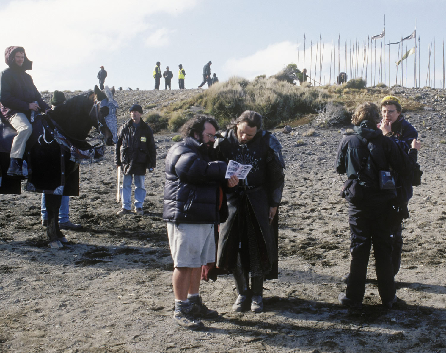 The Lord of the Rings: The Return of the King Behind the Scenes Photos & Tech Specs