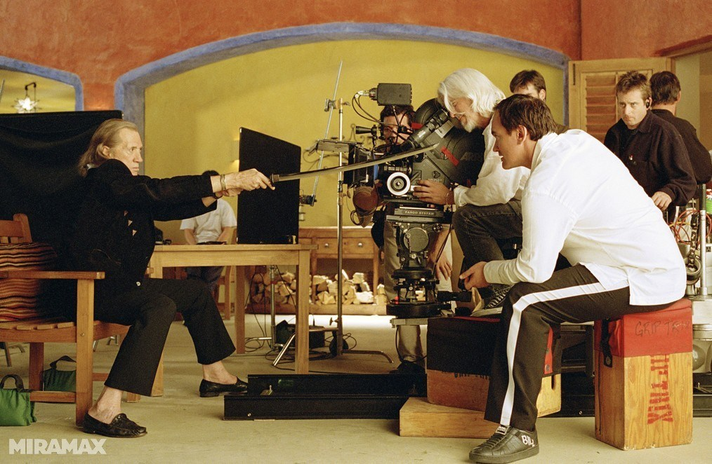 Kill Bill: Vol. 2 Behind the Scenes Photos & Tech Specs