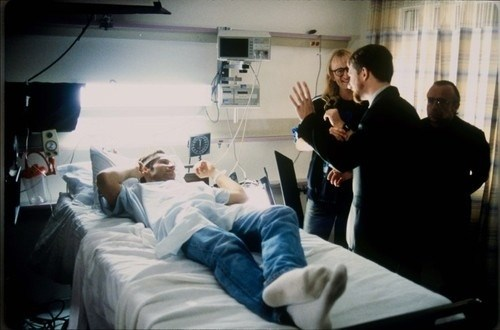 The X-Files (1998) : Behind The Scenes Behind the Scenes