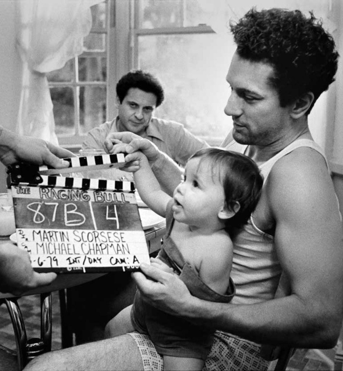 Robert De Niro : Raging Bull (1980) Behind the Scenes
