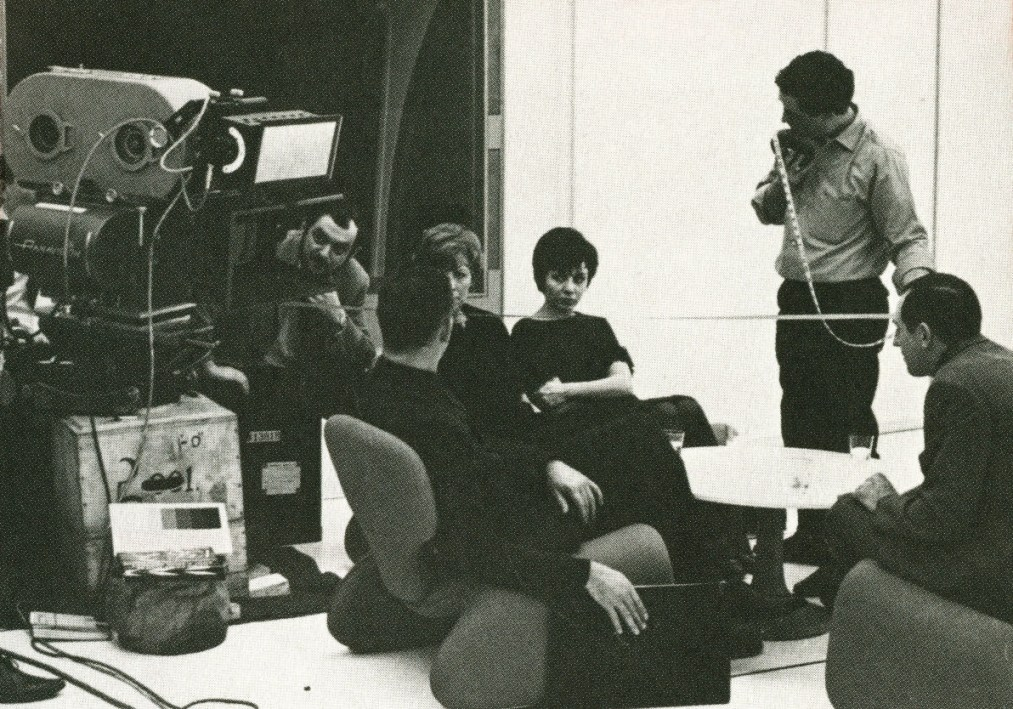 2001: A Space Odyssey Behind the Scenes Photos & Tech Specs