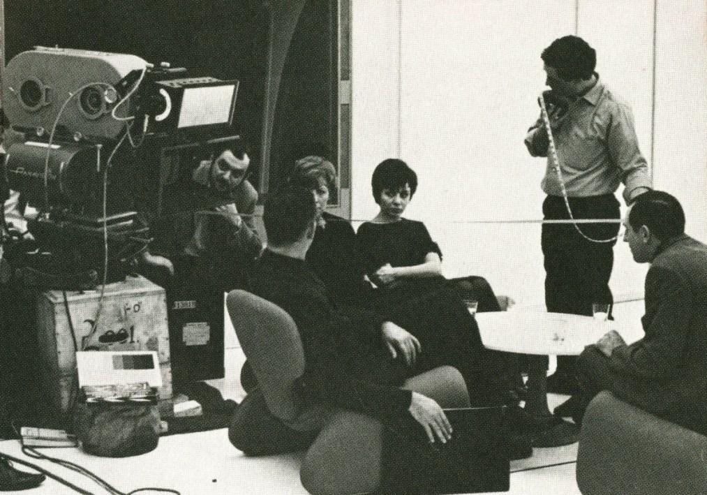 Stanley Kubrick & William Sylvester Behind the Scenes