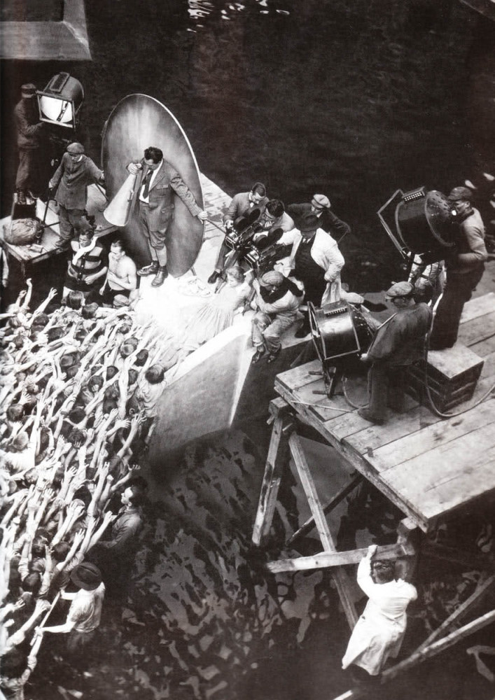 Filming Metropolis (1927) Behind the Scenes