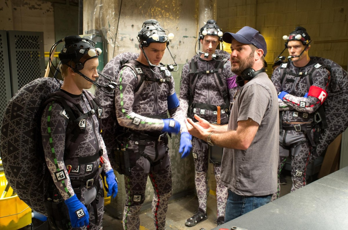 Teenage Mutant Ninja Turtles Behind the Scenes Photos & Tech Specs