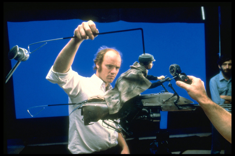 Phil Tippett : Star Wars Episode VI (1983) Behind the Scenes