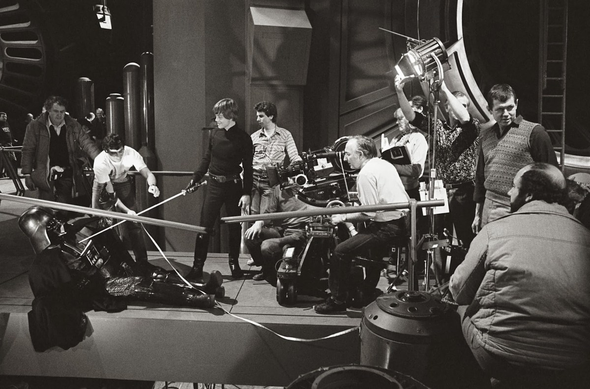 Star Wars: Episode VI – Return of the Jedi Behind the Scenes Photos & Tech Specs