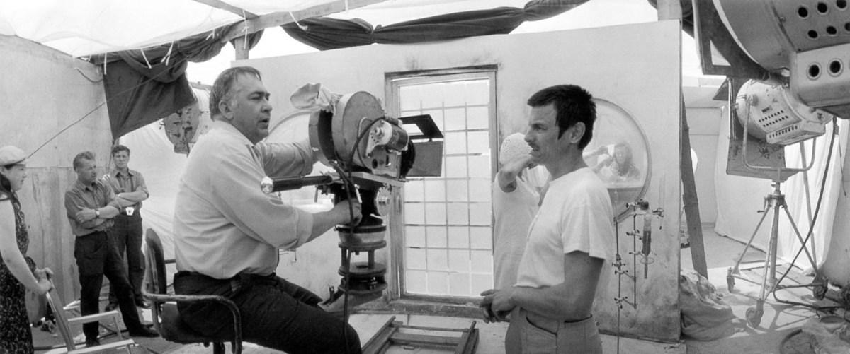 Solaris (1972) Behind the Scenes