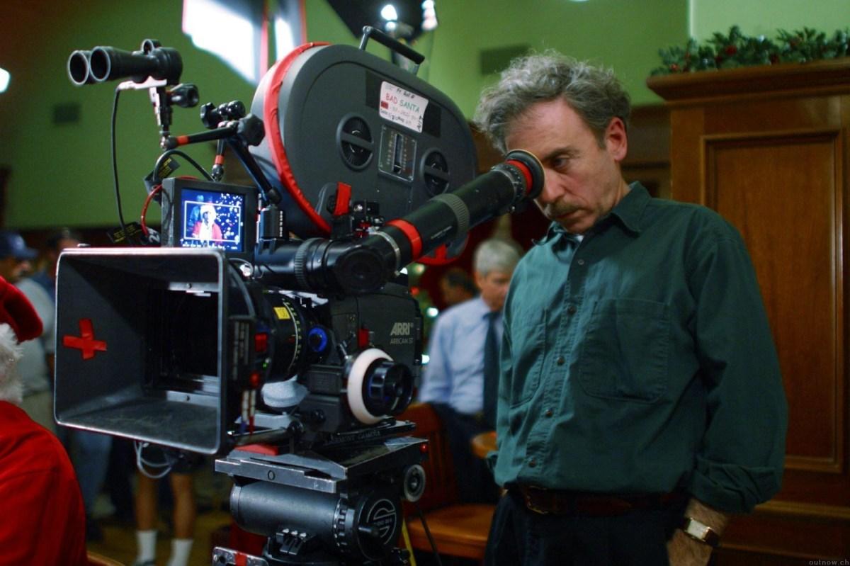 Filming Bad Santa (2003) Behind the Scenes