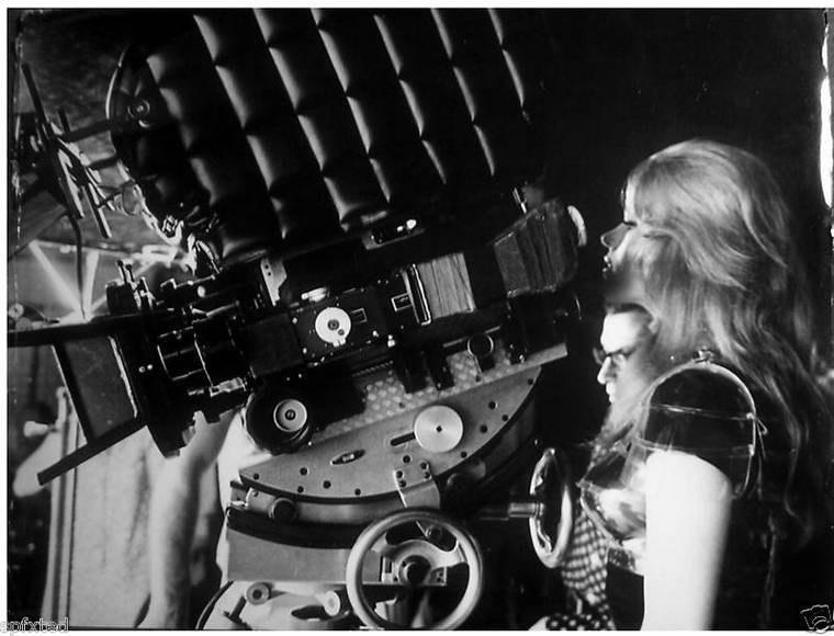 Jane Fonda : Barbarella (1968) Behind the Scenes