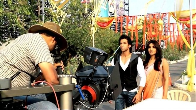 Krrish 3 (2013) Behind the Scenes