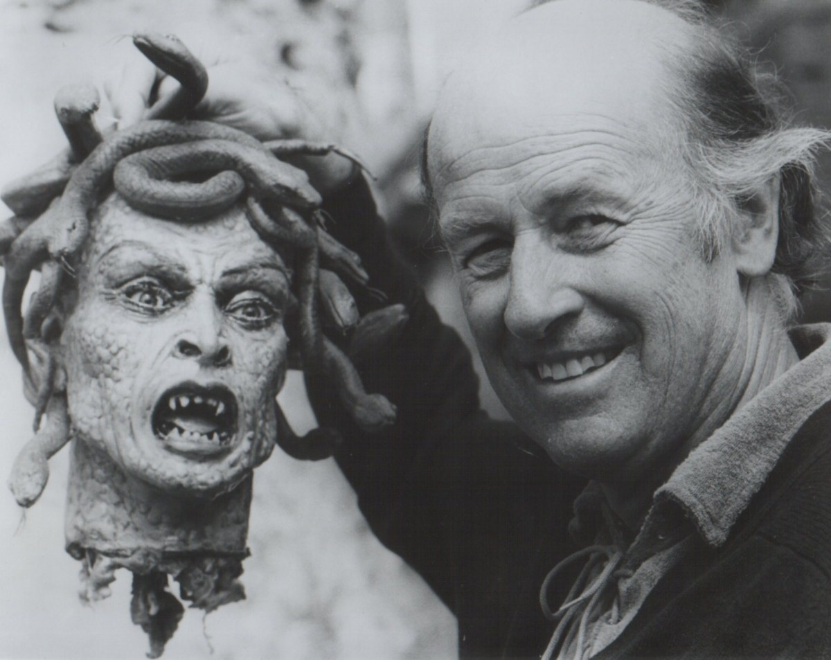 Ray Harryhausen : Clash of the Titans (1981) Behind the Scenes