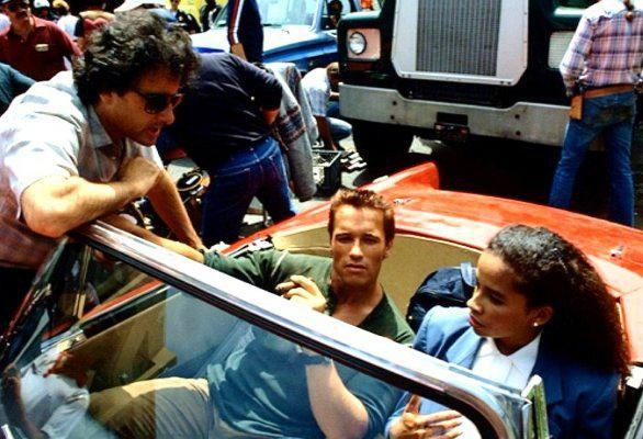 Arnold Schwarzenegger : Commando (1985) Behind the Scenes