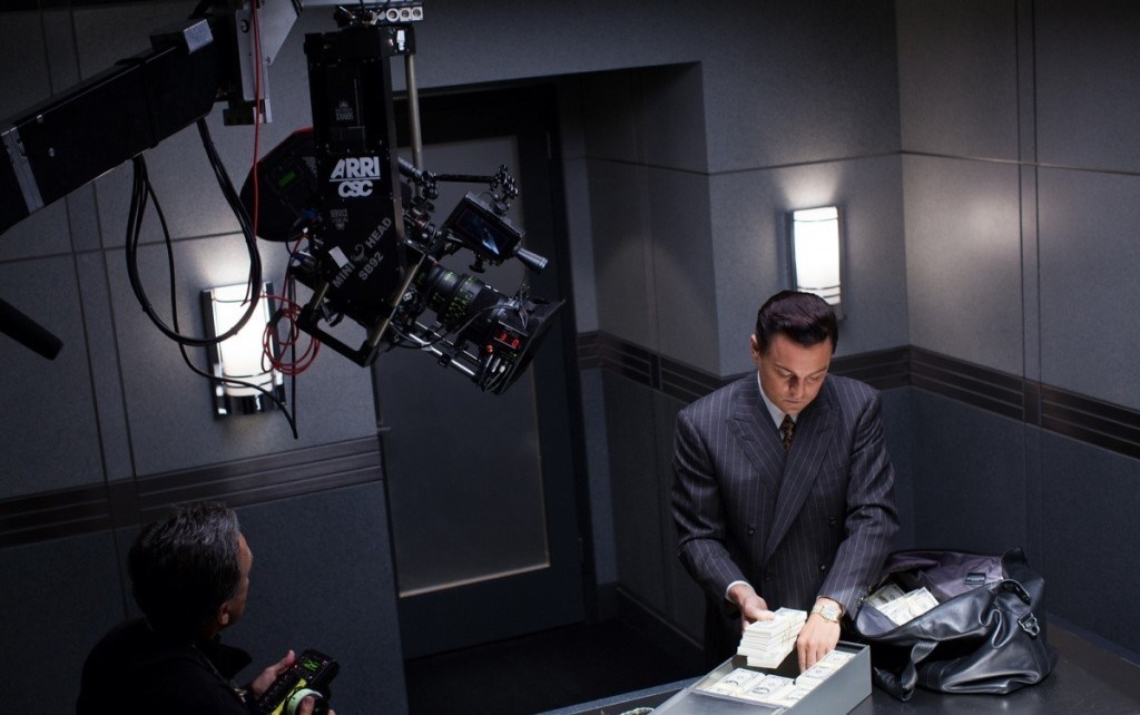 Leonardo DiCaprio : The Wolf of Wall Street (2013) Behind the Scenes