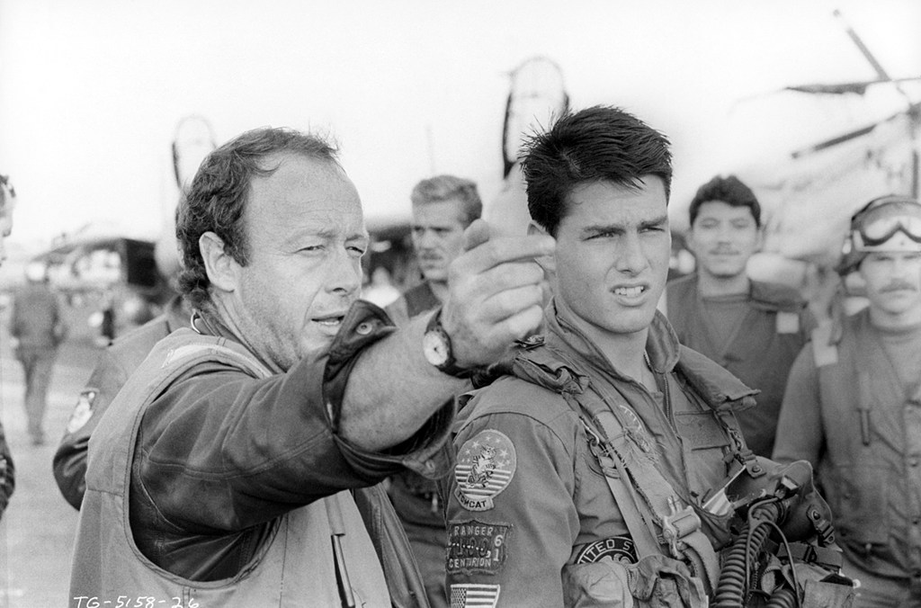 Top Gun Behind the Scenes Photos & Tech Specs