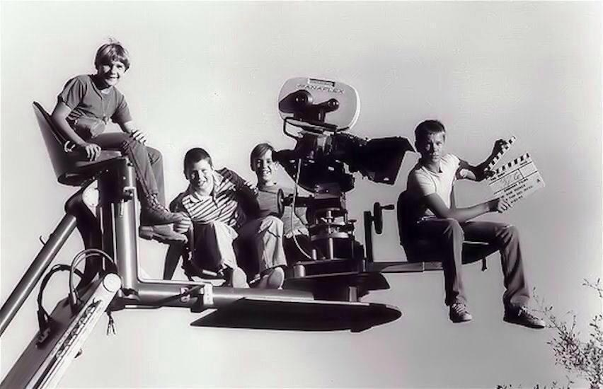 Stand by Me Behind the Scenes Photos & Tech Specs