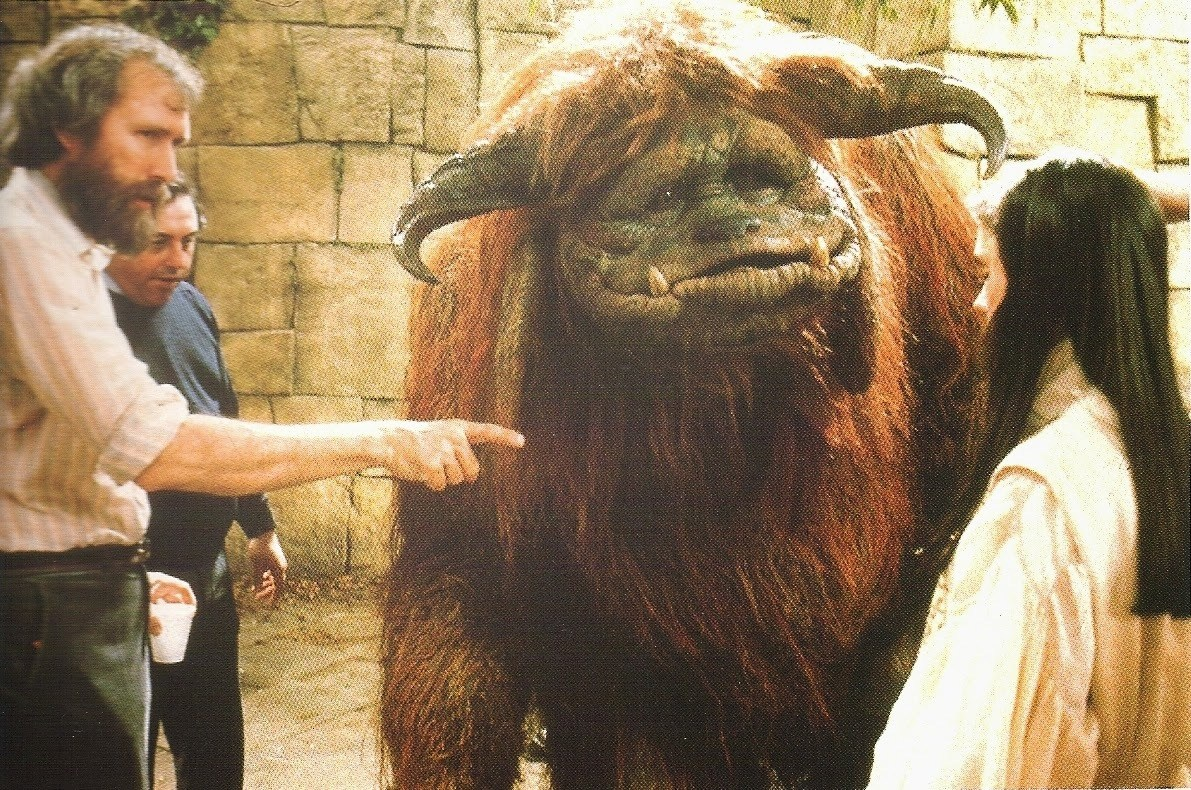 Labyrinth Behind the Scenes Photos & Tech Specs