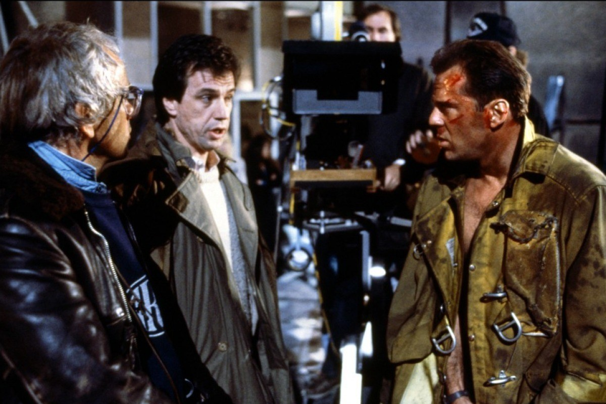 Die Hard Behind the Scenes Photos & Tech Specs