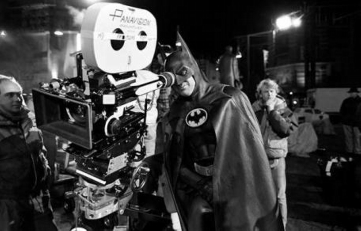 Batman Behind the Scenes Photos & Tech Specs
