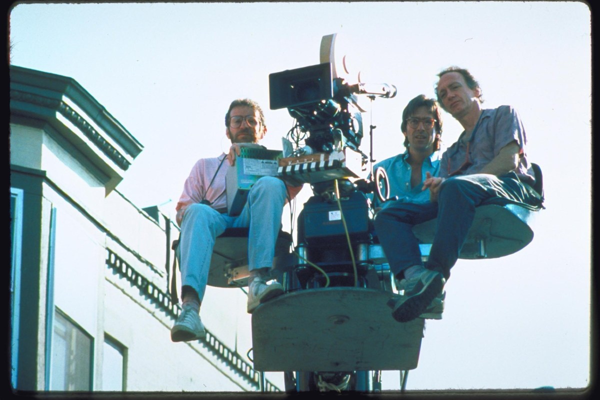 Field of Dreams Behind the Scenes Photos & Tech Specs