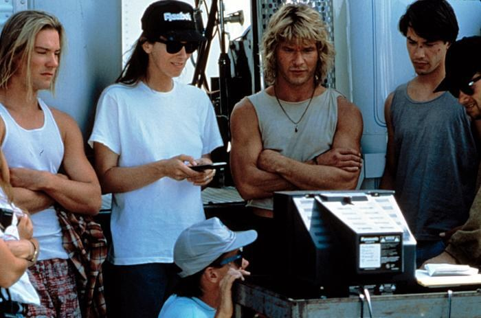 Point Break Behind the Scenes Photos & Tech Specs