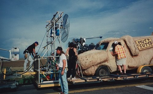 Dumb & Dumber Behind the Scenes Photos & Tech Specs