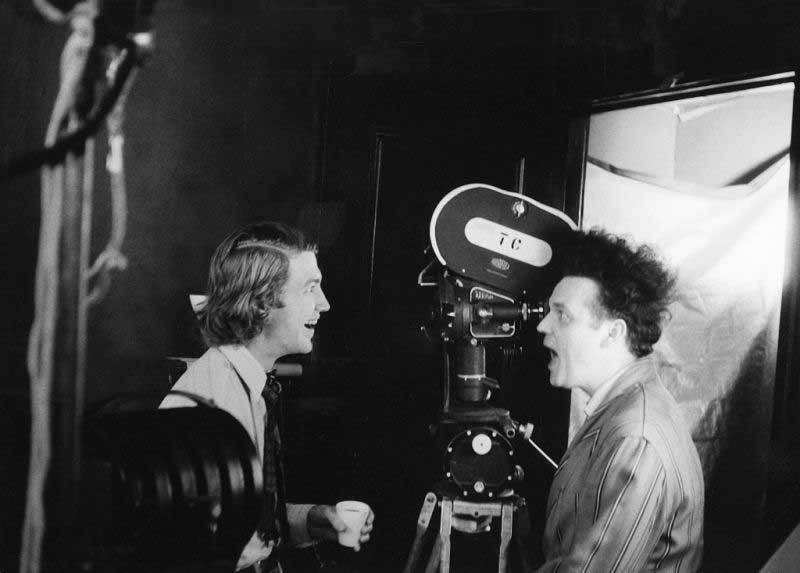 Fun Times on Set : Eraserhead (1977) Behind the Scenes