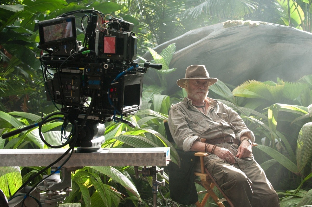 Journey 2: The Mysterious Island Behind the Scenes Photos & Tech Specs