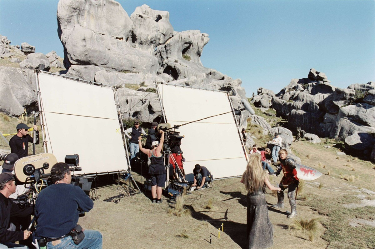 The Chronicles of Narnia: The Lion, the Witch and the Wardrobe Behind the Scenes Photos & Tech Specs