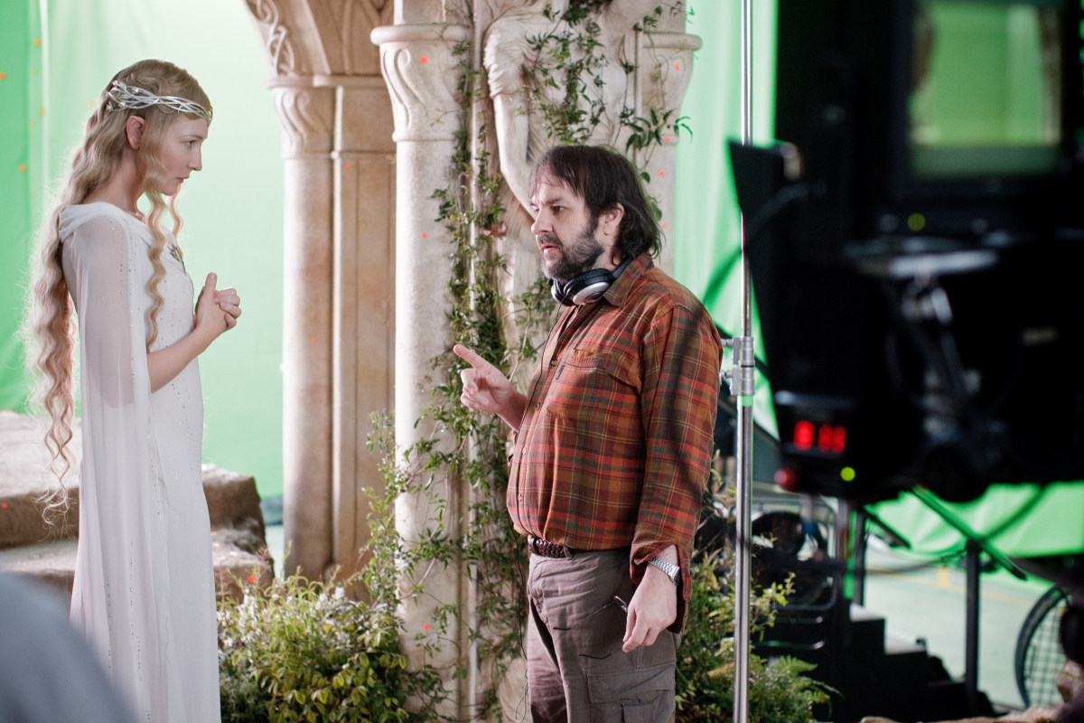 The Hobbit: An Unexpected Journey Behind the Scenes Photos & Tech Specs