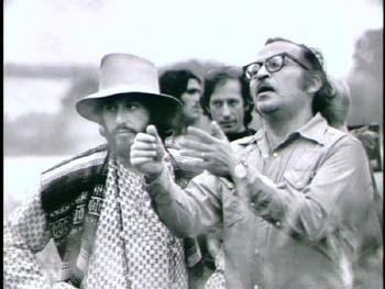 Sidney Lumet directs : Serpico (1973) Behind the Scenes