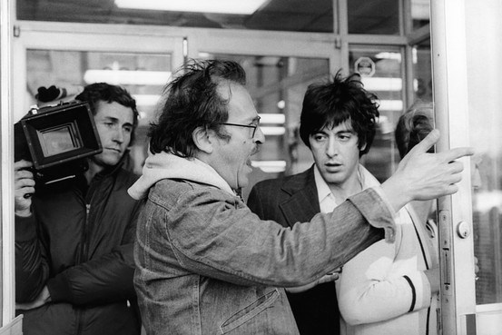Dog Day Afternoon Behind the Scenes Photos & Tech Specs