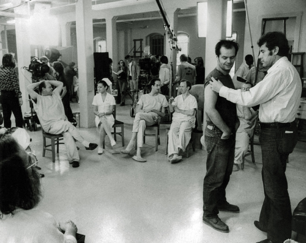 One Flew Over the Cuckoo's Nest Behind the Scenes Photos & Tech Specs