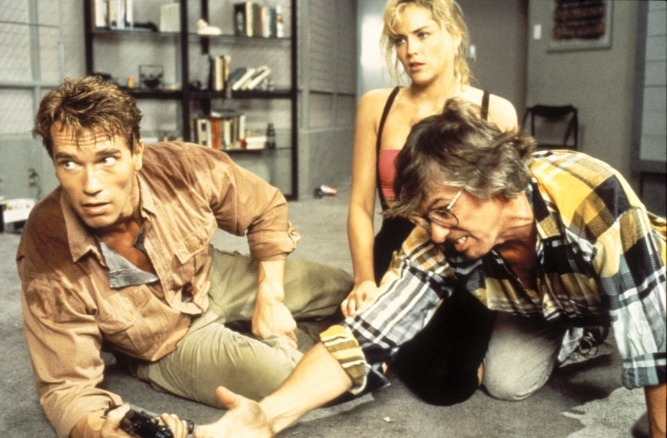 Total Recall Behind the Scenes Photos & Tech Specs