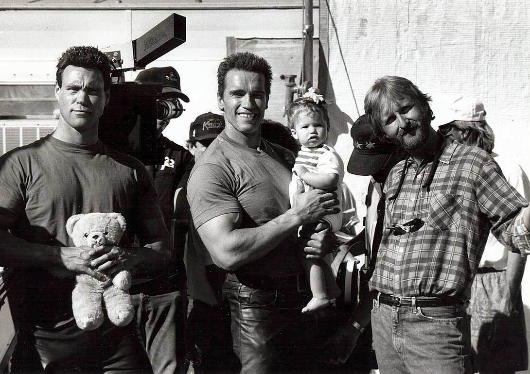 Terminator 2: Judgment Day Behind the Scenes Photos & Tech Specs