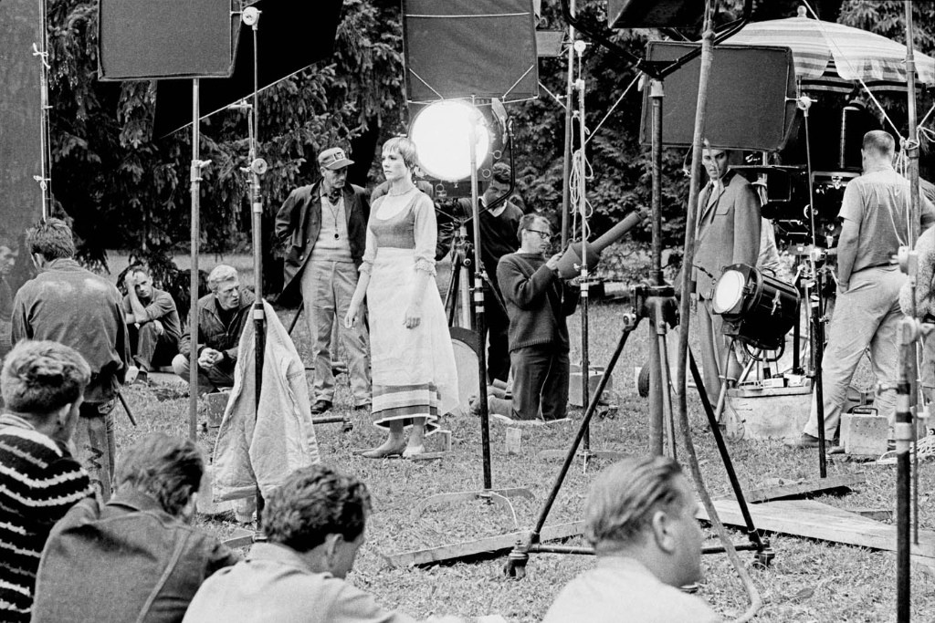 The Sound of Music (1965) Behind the Scenes