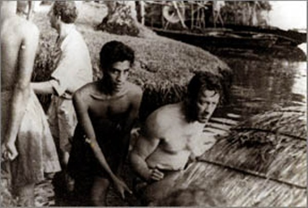 The Bridge on the River Kwai Behind the Scenes Photos & Tech Specs
