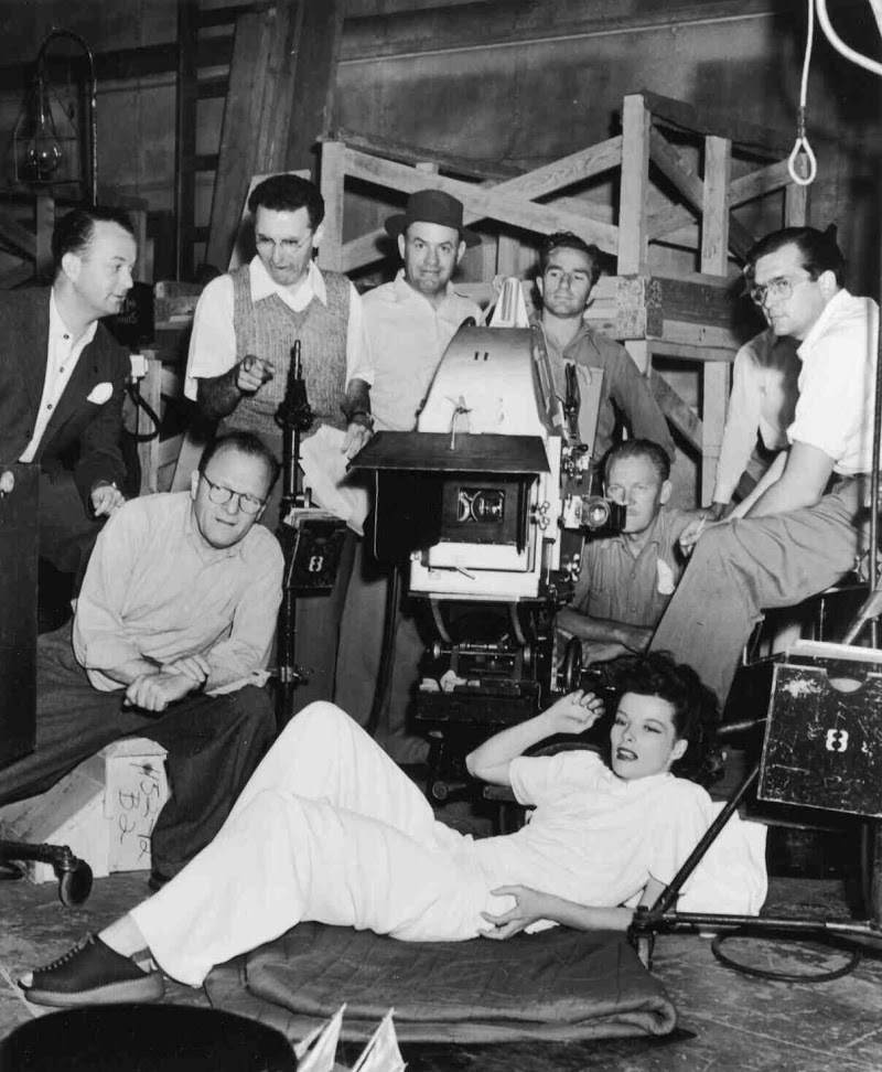 The Philadelphia Story (1940) Behind the Scenes