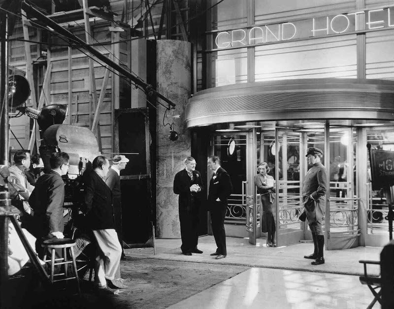 Grand Hotel (1932) Behind the Scenes