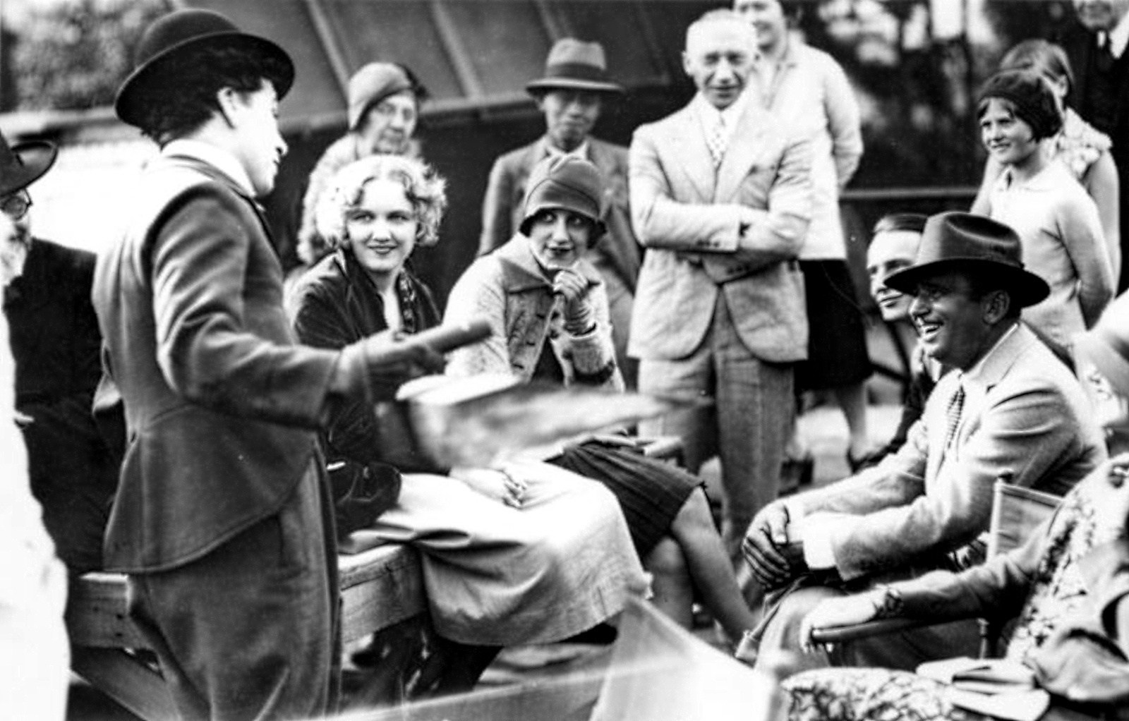 City Lights (1931) Behind the Scenes