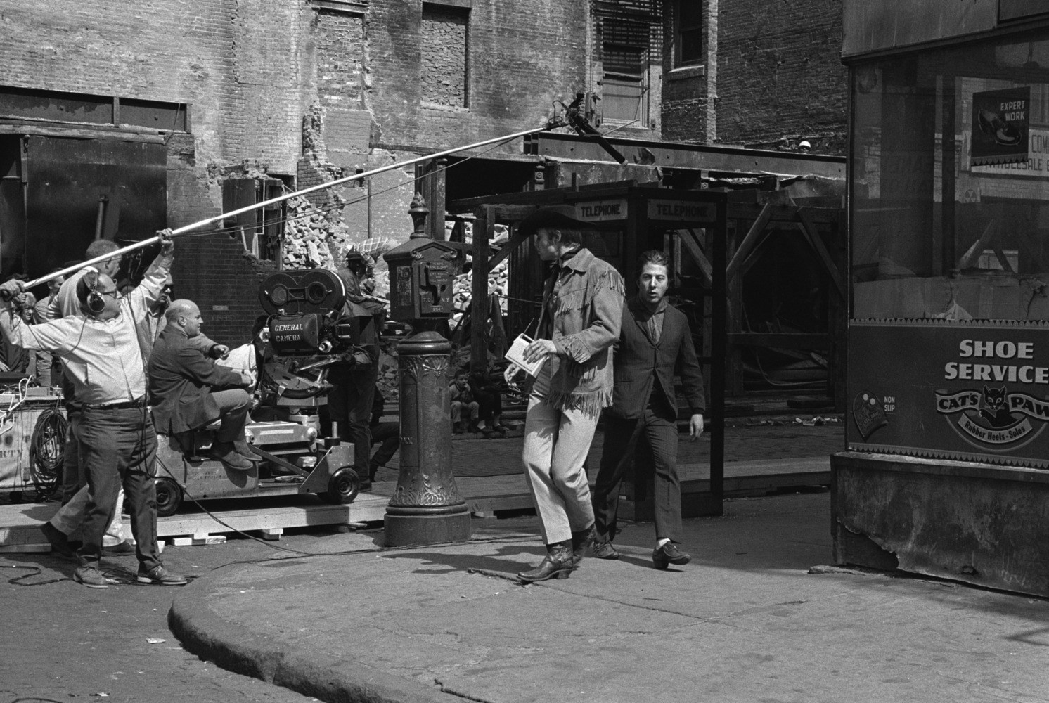 Midnight Cowboy Behind the Scenes Photos & Tech Specs