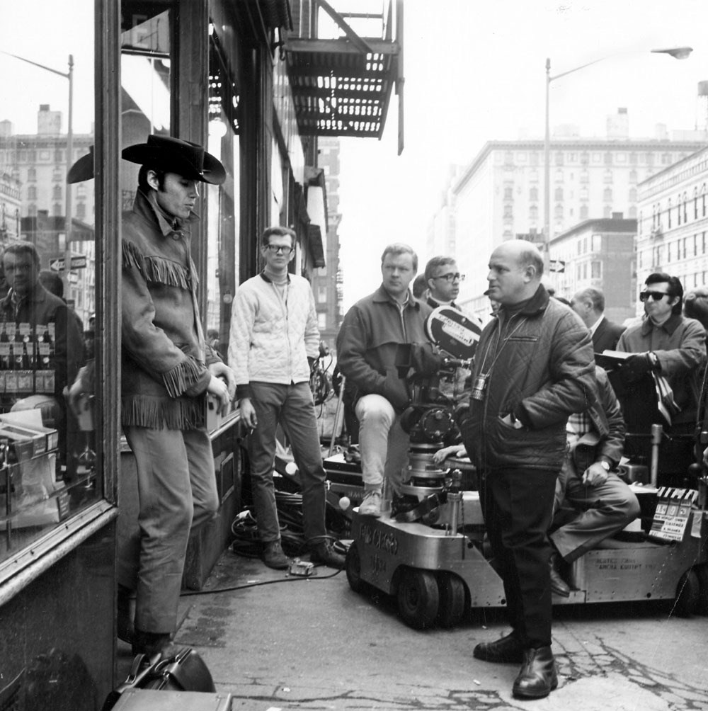 John and Jon : Midnight Cowboy (1969) Behind the Scenes