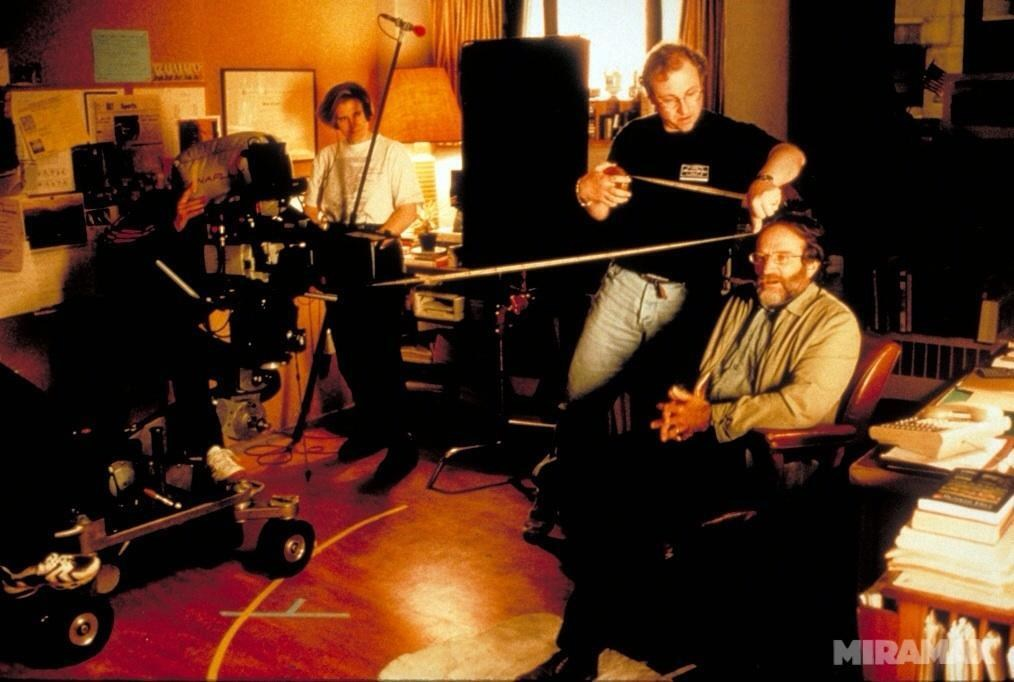 Good Will Hunting Behind the Scenes Photos & Tech Specs