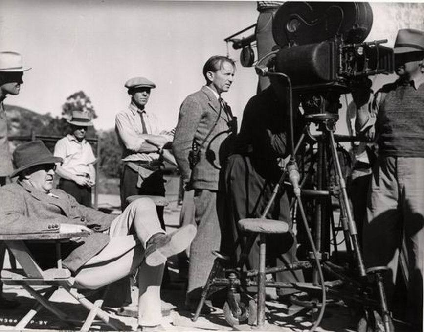 Stagecoach (1939) Behind the Scenes
