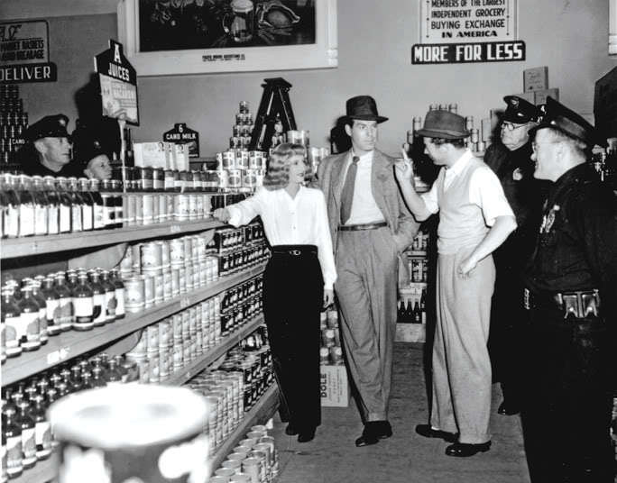 Double Indemnity (1944) Behind the Scenes