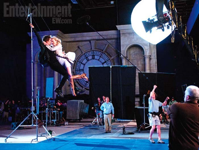 The Amazing Spider-Man Behind the Scenes Photos & Tech Specs