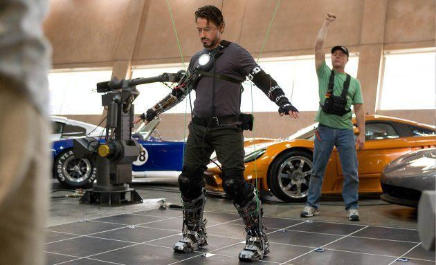 Iron Man (2008) Behind the Scenes