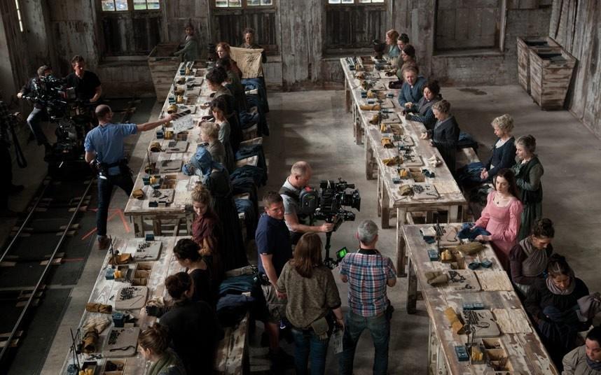 Les Misérables (2012) Behind the Scenes