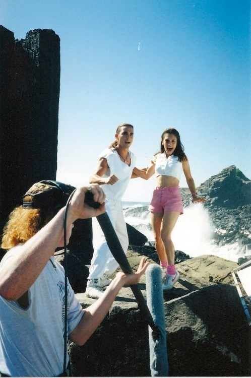 Mighty Morphin Power Rangers (1995) Behind the Scenes