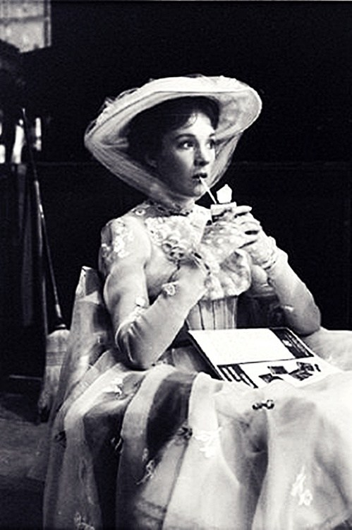 Julie Andrews : Mary Poppins (1964) Behind the Scenes