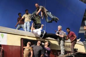 The Train Scene : Ra.One 2011